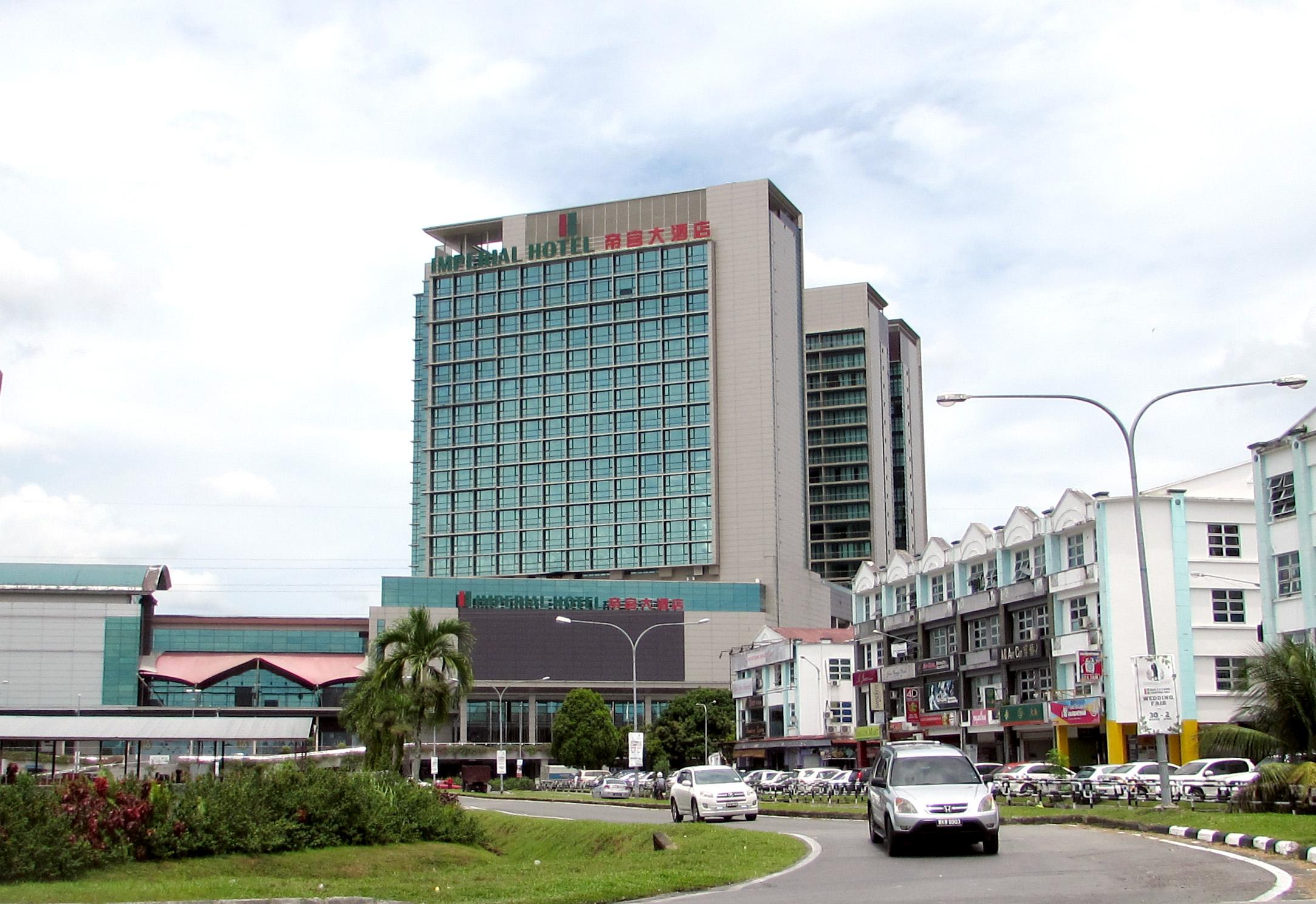 Hotel Accommodation in Kuching, Sarawak
